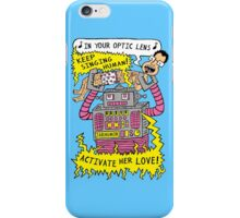 Robot Love iPhone Case/Skin