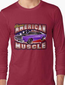 American Muscle Car Series - Super Bee Long Sleeve T-Shirt