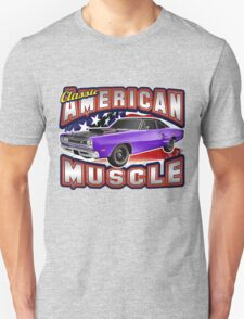 American Muscle Car Series - Super Bee Unisex T-Shirt