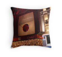CARTIER  Throw Pillow