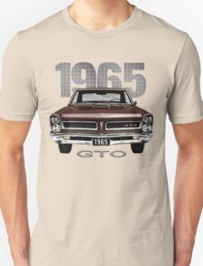 1965 GTO Unisex T-Shirt
