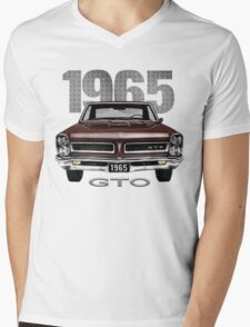 1965 GTO Mens V-Neck T-Shirt