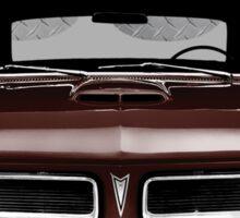 1965 GTO Sticker