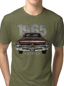 1965 GTO Tri-blend T-Shirt