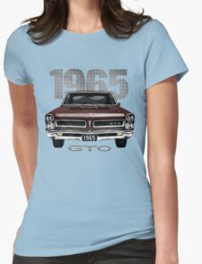 1965 GTO Womens Fitted T-Shirt