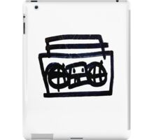 Boom Box iPad Case/Skin