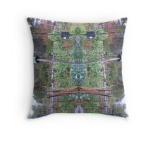 Northcote Community Gardens 10 Throw Pillow