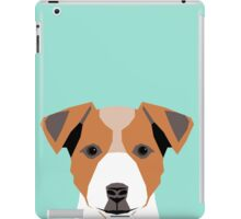 Bailey - Jack Russell Terrier phone case art print gift for dog people Jack Russell Terrier owners iPad Case/Skin