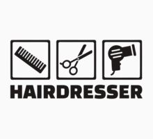 Hairdresser equipment by Designzz