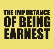 The Importance of Being Earnest T-Shirt