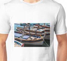 Fishing boats, Cassis, French Riviera Unisex T-Shirt