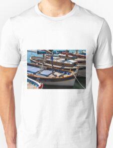 Fishing boats, Cassis, French Riviera T-Shirt