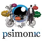 Psimonic, my logo by Simon Breese