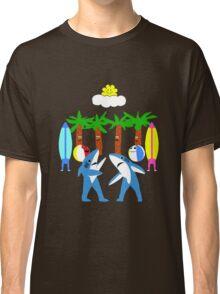 Shark Party Classic T-Shirt