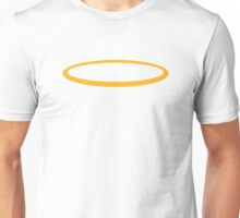 Halo angel Unisex T-Shirt