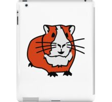 Hamster Guinea pig iPad Case/Skin
