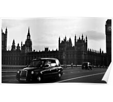 London Icons  Poster