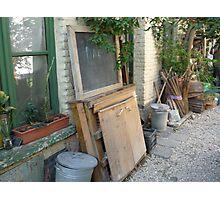 cité Pottier. lille. France Photographic Print