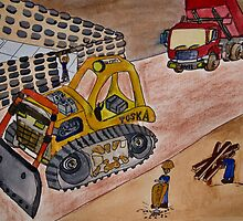 Construction by Susan van Zyl