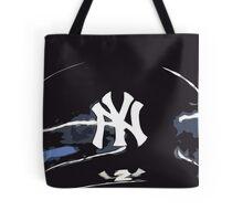 New York Yankees Tote Bag