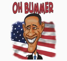 Obama Oh Bummer! by ShaneStringer