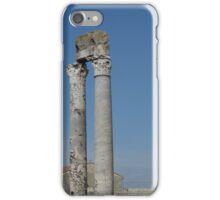 Columns of Roman Theatre, Arles iPhone Case/Skin