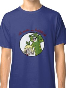 He-man and Battlecat Classic T-Shirt