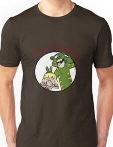 He-man and Battlecat Unisex T-Shirt