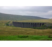 Another View of The Ribblehead Viaduct Photographic Print