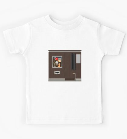 Modern Photobooth Kids Tee