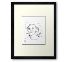 Harold Framed Print