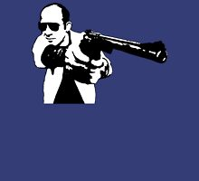 Hunter S Thompson - Gun - Large Unisex T-Shirt