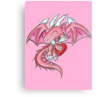 Valentine Hatchling Canvas Print