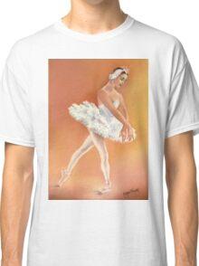 Odette Dancing in Swan Lake Classic T-Shirt