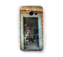 Looking Through The Doorway To The Past Samsung Galaxy Case/Skin