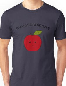 Sad Apple Unisex T-Shirt