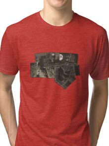 The Void 3 collage Tri-blend T-Shirt
