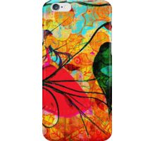 """ O free birds, proud, charming, pure, without troubles."" iPhone Case/Skin"