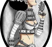 Bride of Steampunk by Ravenous-Decay