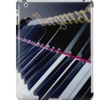 Piano Reflection iPad Case/Skin