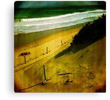 Toy camera - Anglesea Canvas Print