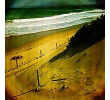 Toy camera - Anglesea Photographic Print