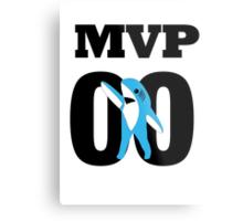 Left Shark MVP - Super Bowl Halftime Shark 2015 Metal Print