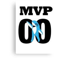 Left Shark MVP - Super Bowl Halftime Shark 2015 Canvas Print