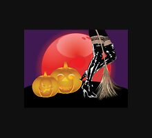 Halloween party background with pumpkins 4 T-Shirt