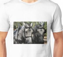 Silver Beauties Unisex T-Shirt