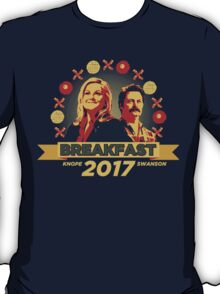 Breakfast 2017 T-Shirt