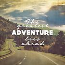 The Greatest Adventure by Vintageskies