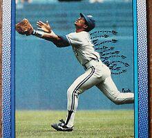 207 - Nelson Liriano by Foob's Baseball Cards