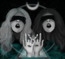 Dichotomy  by Hallowette